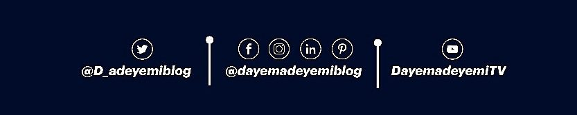 Dayemadeyemi's blog